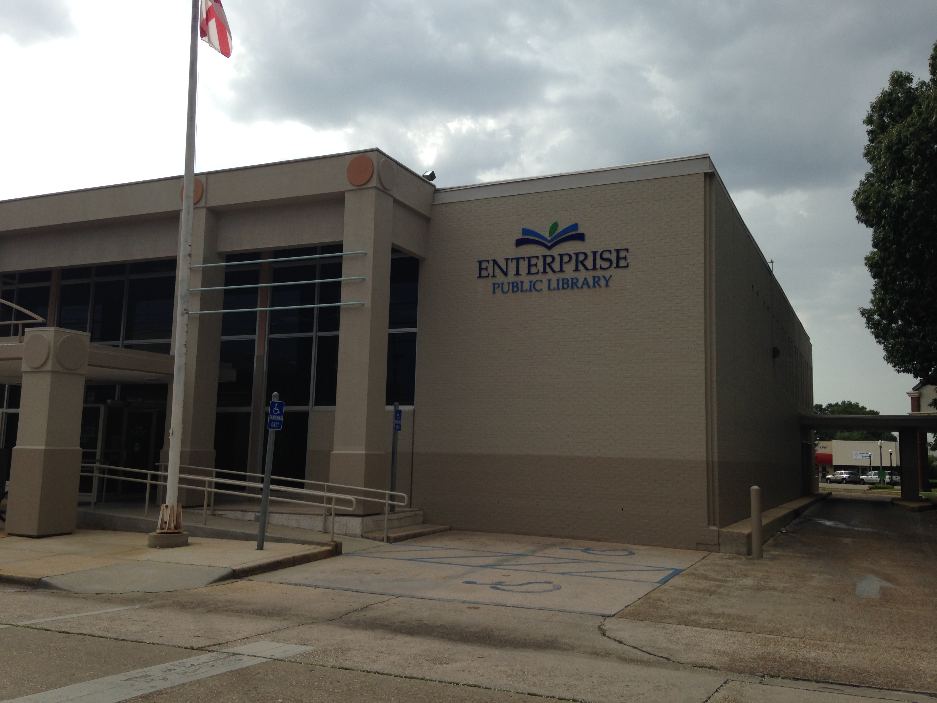 Enterprise Public Library
